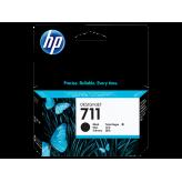 Cartouche d'encre HP 711 DesignJet Black authentique