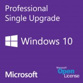 Windows 10 Pro OPEN NL Upgrade 32/64 bits FR