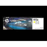 HP 973X cartouche PageWide Jaune grande capacité