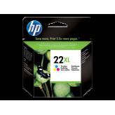 HP 22XL cartouche d'encre trois couleurs grande capacité