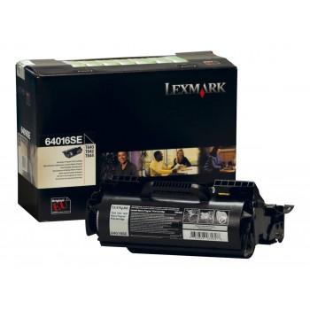 Lexmark T640, T642, T644 Cartouche de toner Noir (6k)