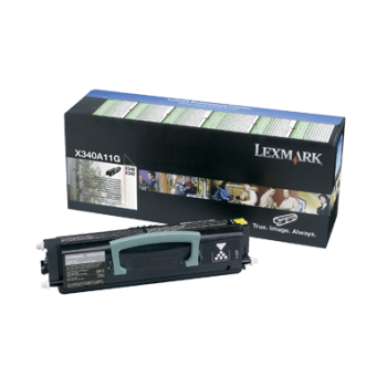 Lexmark X340, X342 Cartouche de toner Noir (2,5k)