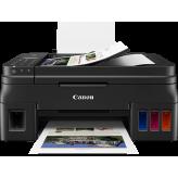 Canon Pixma G4410 4 en 1 wifi rechargeable