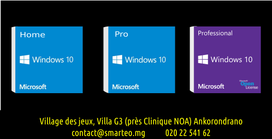 Windows 10 Home, Windows 10 Pro, Windows OLP