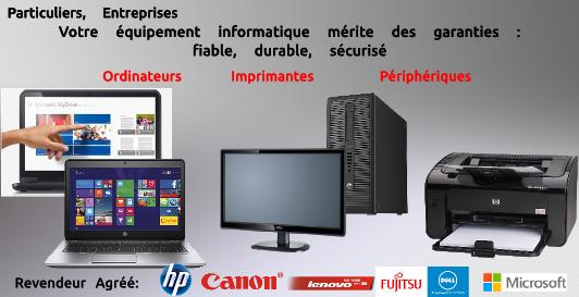 Procurez-vous facikelement vos consommables HP, Canon, Brother, Epson et Lexmark