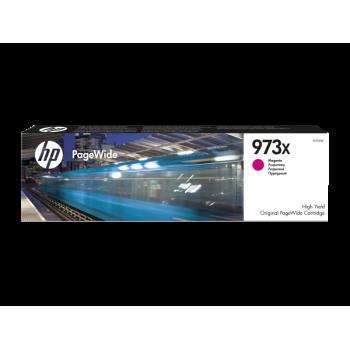 HP 973X cartouche PageWide Magenta grande capacité