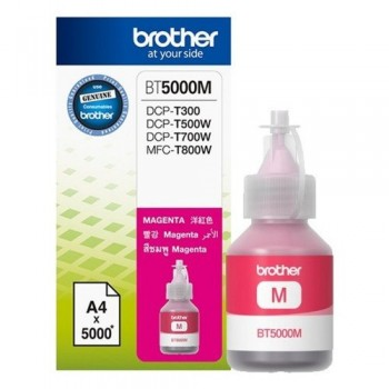 Brother BT5000M Bouteille d'encre magenta