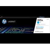 HP 205A Cartouche de toner LaserJet cyan